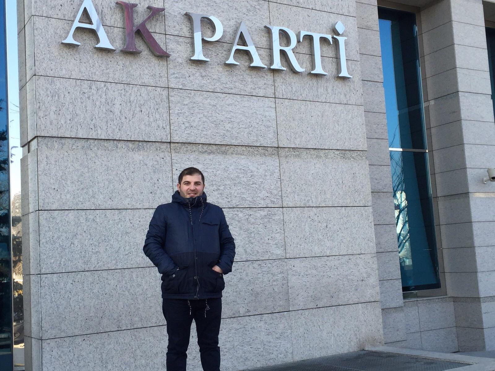 AK Parti Gençlik Kolları 4. Olağan Kongresi